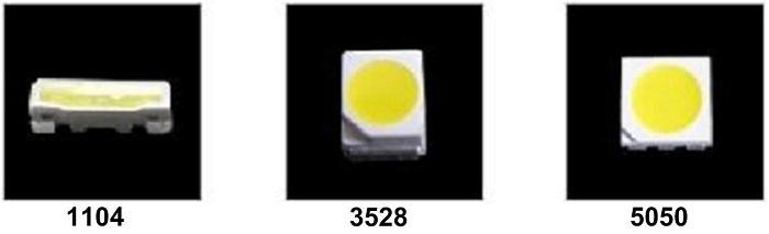 3528 – smd светодиод 3.5 х 2.8